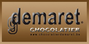CHOCOLATIER DEMARET VERVIERS